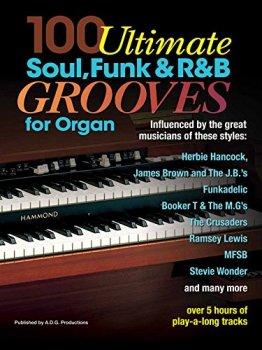 100 Ultimate Soul, Funk and R&B Grooves for Organ screenshot
