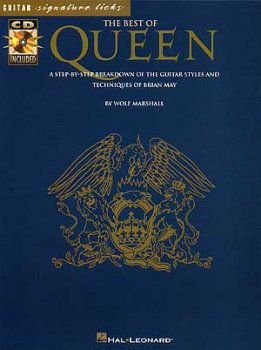 The Best of Queen: A Step-by-Step Breakdown of the Guitar Styles and Techniques of Brian May by Wolf Marshall screenshot