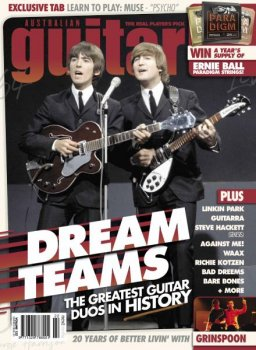 Australian Guitar - Volume 122 2017 screenshot