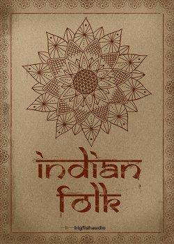 Big Fish Audio Indian Folk WAV screenshot