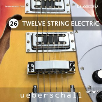 Ueberschall Twelve String Electric ELASTIK screenshot