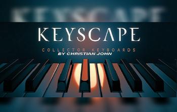 Library Keyscape Kontakt by Christian John FREE screenshot