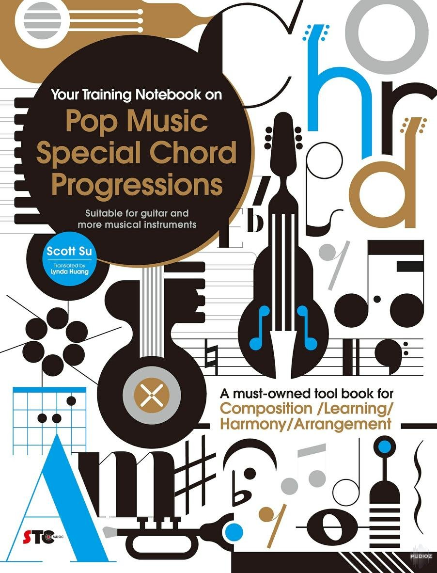 Download Your Training Notebook On Pop Music Special Chord