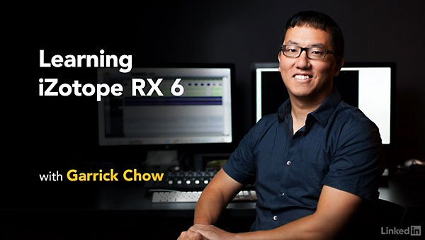 Download Lynda - Learning iZotope RX 6 » AudioZ