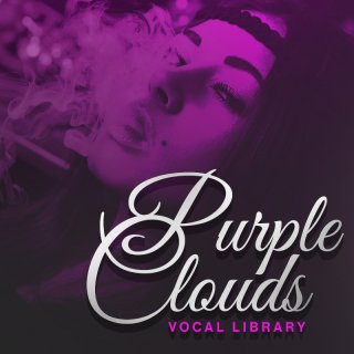 Industrykits.com - Purple Clouds Vocal Library screenshot