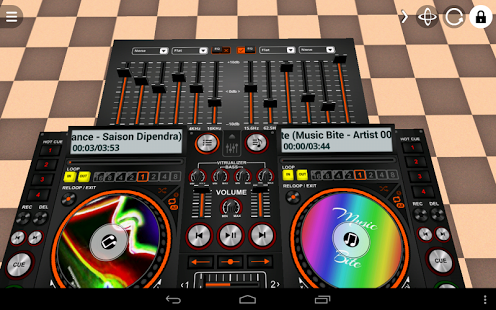 DiscDj 3D Music Player Pro v3 001s for Android » AudioZ