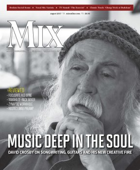 Mix Magazine - August 2017 screenshot