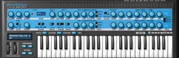 Novation Bass Station v2.2 Incl Patched and Keygen (WIN OSX)-R2R screenshot