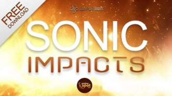 Sampletraxx Sonic Impacts Cinematic Sound Collection[FREE] screenshot
