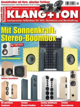 Klang & Ton – August-September 2017 screenshot