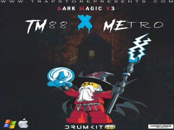 Trap Store Presents - TM88 & METRO DARK MAGIC V3 screenshot