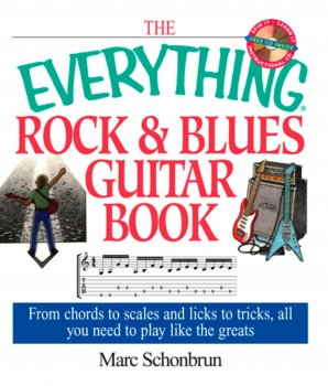 The Everything Rock & Blues Guitar Book by Mark Schonbrun screenshot