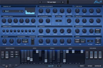 GG Audio Blue3 v1.2.0 [WiN-OSX] Incl Keygen-R2R screenshot