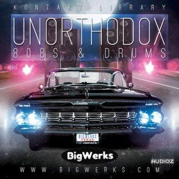 BigWerks Unorthodox 808s and Drum Kit Kontakt Bundle WAV KONTAKT screenshot