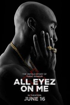 All Eyez on Me 2017 1080p WEB-DL H264 AC3-EVO screenshot