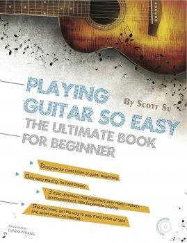 Playing Guitar So Easy: The Ultimate Book For Beginner screenshot