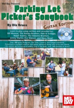 Parking Lot Picker's Songbook : Guitar Edition by Dix Bruce screenshot