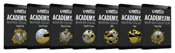 Cymatics Academy The Master Collection MULTiFORMAT screenshot