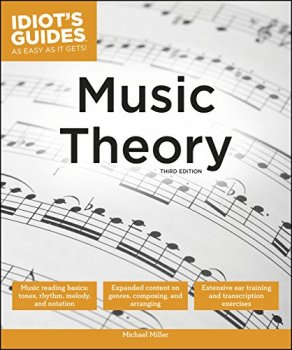 Music Theory, 3rd Edition (Idiot's Guides) screenshot