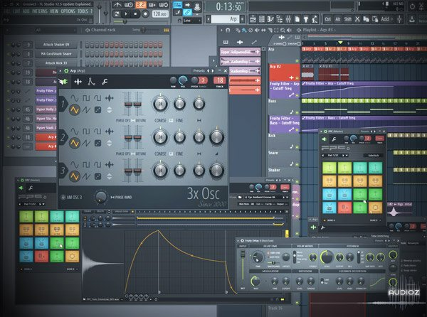fl studio 12.5 patch