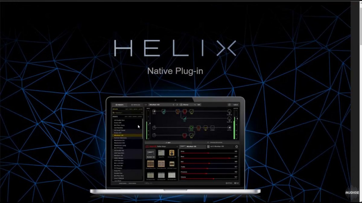 Download Line6 Helix Native v1 01 x64 CE-V R » AudioZ