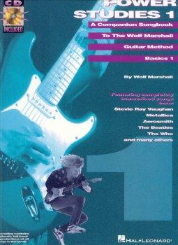 The Wolf Marshall Guitar Method Power Studies 1 screenshot