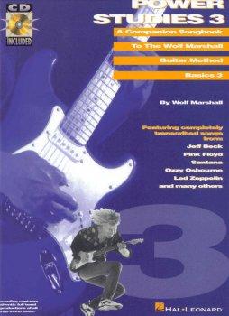 The Wolf Marshall Guitar Method Power Studies 3 screenshot