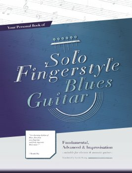 Your Personal Book of Solo Fingerstyle Blues Guitar screenshot