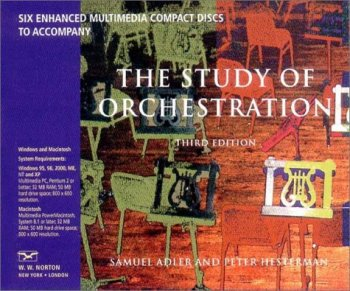Six Enhanced Multimedia Compact Discs to Accompany The Study of Orchestration screenshot