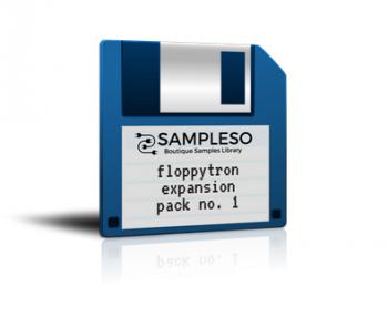 Sampleso FloppyTron Expansion Pack KONTAKT-SYNTHiC4TE screenshot
