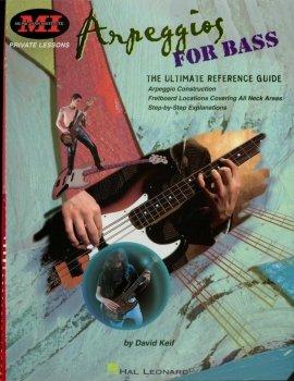 Hal Leonard - Arpeggios for Bass screenshot
