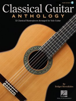 Hal Leonard - Classical Guitar Anthology: Classical Masterpieces Arranged for Solo Guitar screenshot