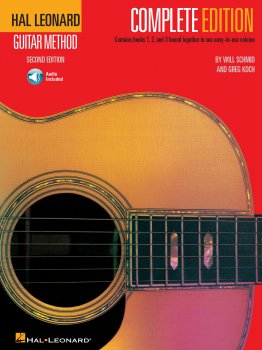 Hal Leonard - Guitar Method, Complete Edition: Books 1, 2 and 3 - 2nd Edition screenshot
