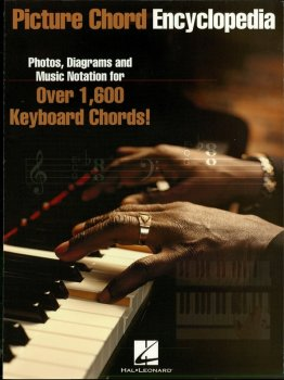 Picture Chord Encyclopedia: Photos, Diagrams and Music Notation for Over 1,600 Keyboard Chords screenshot