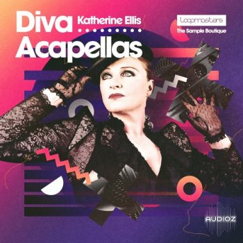 Loopmasters Katherine Ellis - Diva Acapellas WAV REX2 screenshot