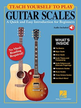 Teach Yourself to Play Guitar Scales: A Quick and Easy Introduction for Beginners screenshot