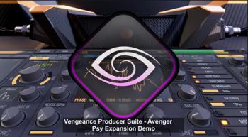 Vengeance Avenger Expansion Pack PSY screenshot