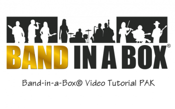 PG Music - Band-in-a-Box® Video Tutorial PAK screenshot