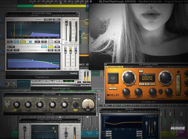 Download Waves Gold Bundle