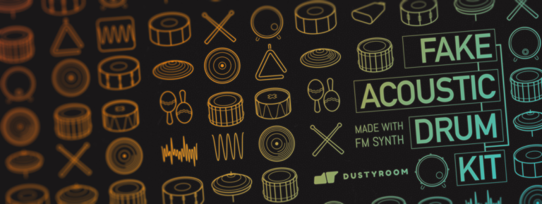 download dustyroom fake acoustic drum kit free audioz. Black Bedroom Furniture Sets. Home Design Ideas