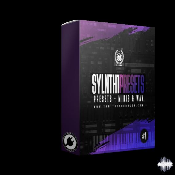 Download Rebel Nation Sylenth1 Presets Vol 1 WAV MIDI