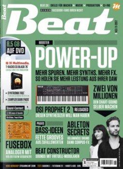 Beat Magazin November 2017 German Complete Content screenshot