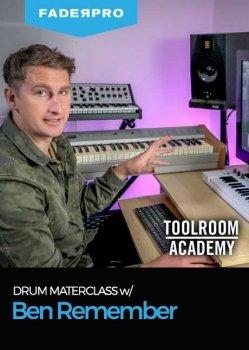 FaderPro Drums Masterclass with Ben Remember TUTORiAL-DECiBEL screenshot