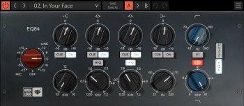 Overloud Gem EQ84 v1.2.2 Incl Keygen (WIN OSX)-R2R screenshot