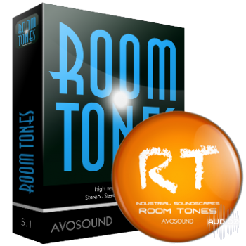 Avosound Room Tones Sound Library Bundle WAV screenshot