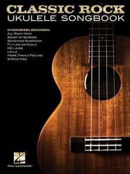 Classic Rock Ukulele Songbook screenshot