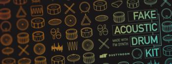Dustyroom Fake Acoustic Drum Kit [FREE] screenshot