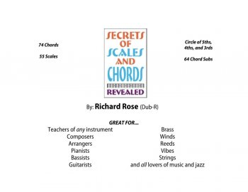 Secrets of Scales and Chords Revealed screenshot