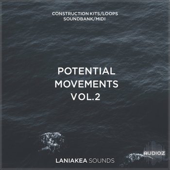 Laniakea Sounds - Potential Movements Vol.2 WAV MiDi SPiRE iMPRESSiVE screenshot