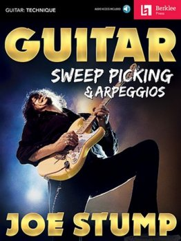 Joe Stump - Guitar Sweep Picking & Arpeggios screenshot